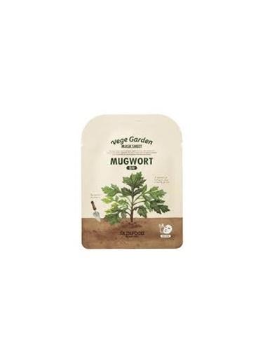 Skinfood Vege Garden Mugwort Mask Sheet Renksiz